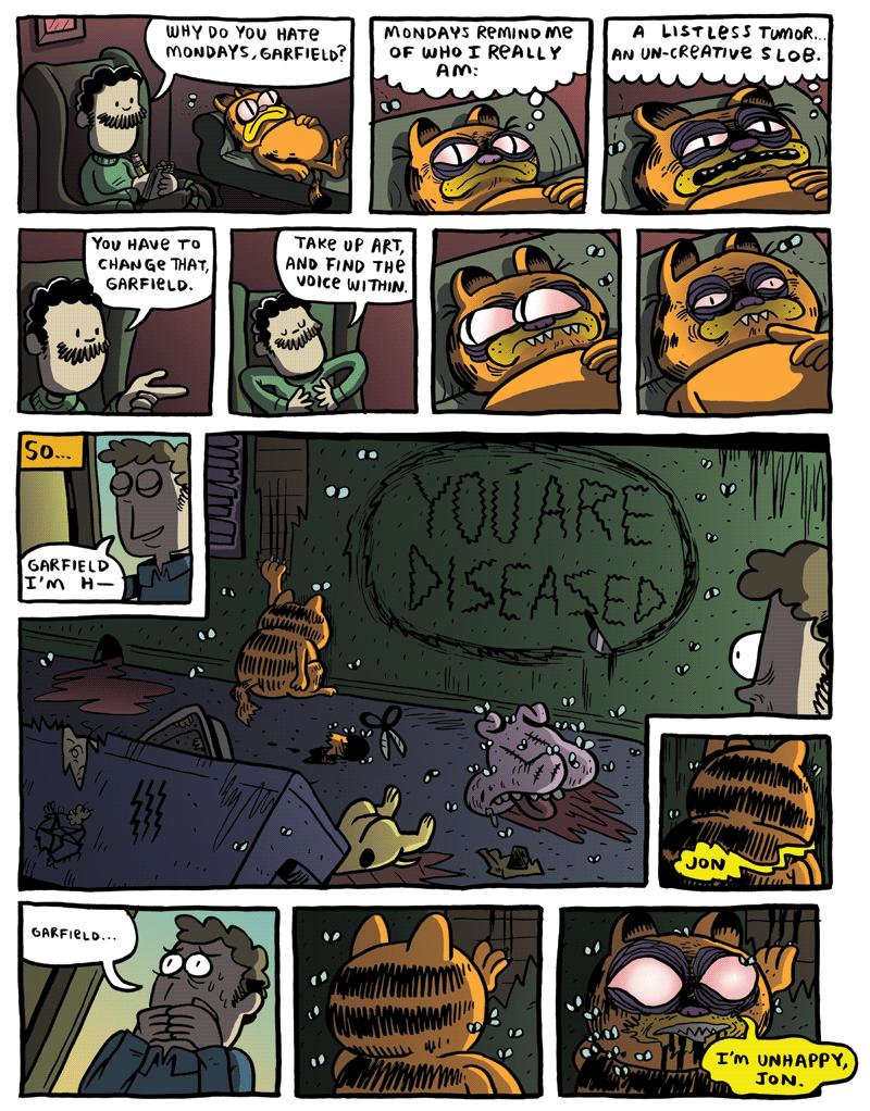 Gunshow Fanfiction Friday Garfield